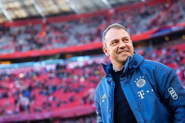 Die Entscheidung der Bayern für Hansi Flick ist der Griff nach Bewährtem