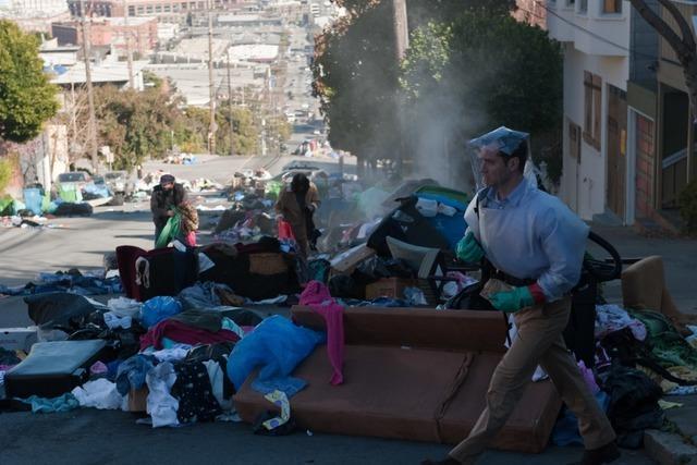 Warum wir ausgerechnet jetzt Katastrophenfilme gucken