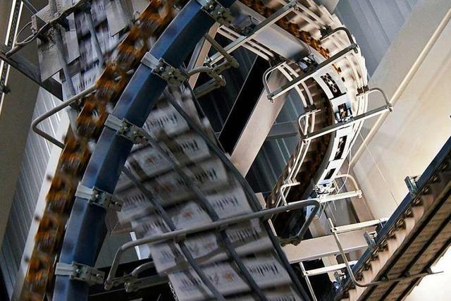 Warum die Badische Zeitung in der Corona-Krise ihre Ausgabenstruktur verändert hat