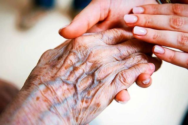 Wir lernen Kontakte zu schätzen, sagt Pflegeheimleiter Andreas Winterhalder