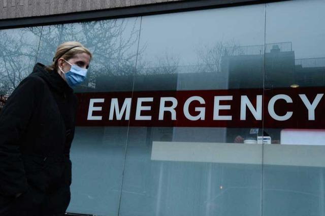 Newsblog: US-Regierung rät jetzt zum Tragen von Schutzmasken
