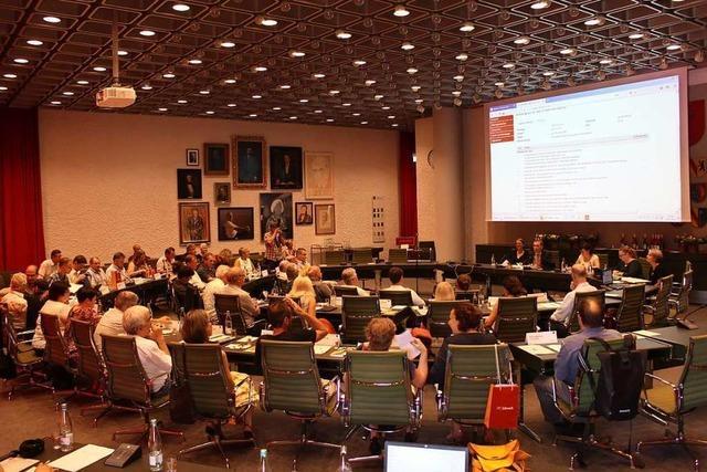 Der Lörracher Gemeinderat hat einen offenen Brief an die Bürgerinnen und Bürger verfasst