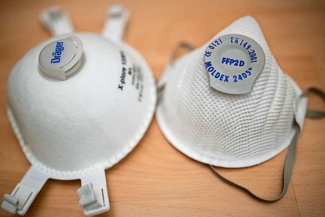 Firmen im Kreis spenden Tausende Schutzmasken für Pflegeheime