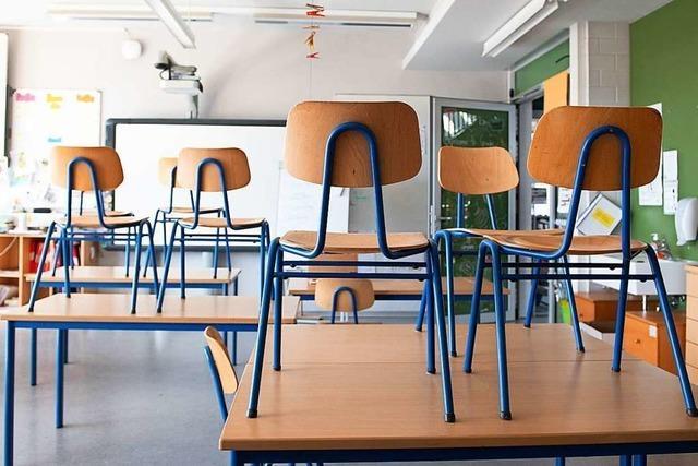 Mitte kommender Woche soll klar sein, wie Schulen und Kitas wieder öffnen