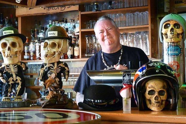 Andy Day gibt nach 25 Jahren die Pfeffermühle in Todtnau ab