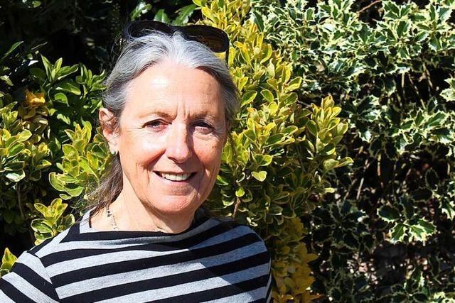 Die Schopfheimerin Jutta Binoth kümmert sich in Basel um Mütter und Kinder