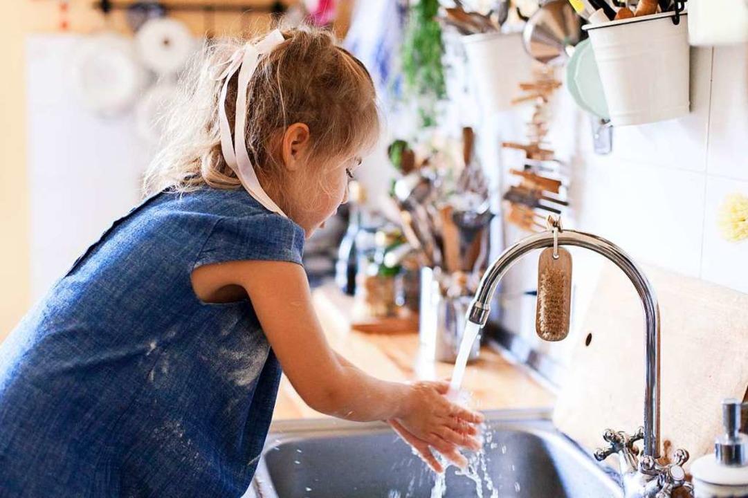 Händewaschen ist wichtig  | Foto: Marina Andrejchenko (Adobe Stock)