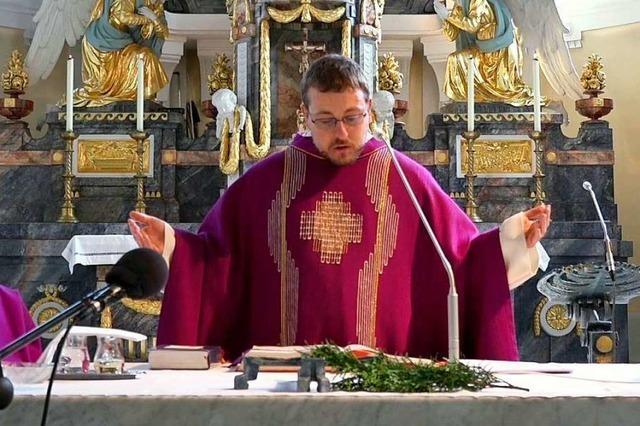 Video: Katholischer Gottesdienst aus der Josefskirche in Rheinfelden
