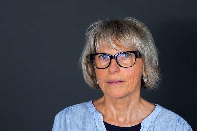 Ingrid Böhm, das Gesicht der BZ in Rheinfelden, sagt adieu