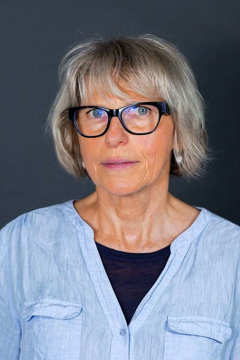 Ingrid Böhm  | Foto: Carlotta Huber