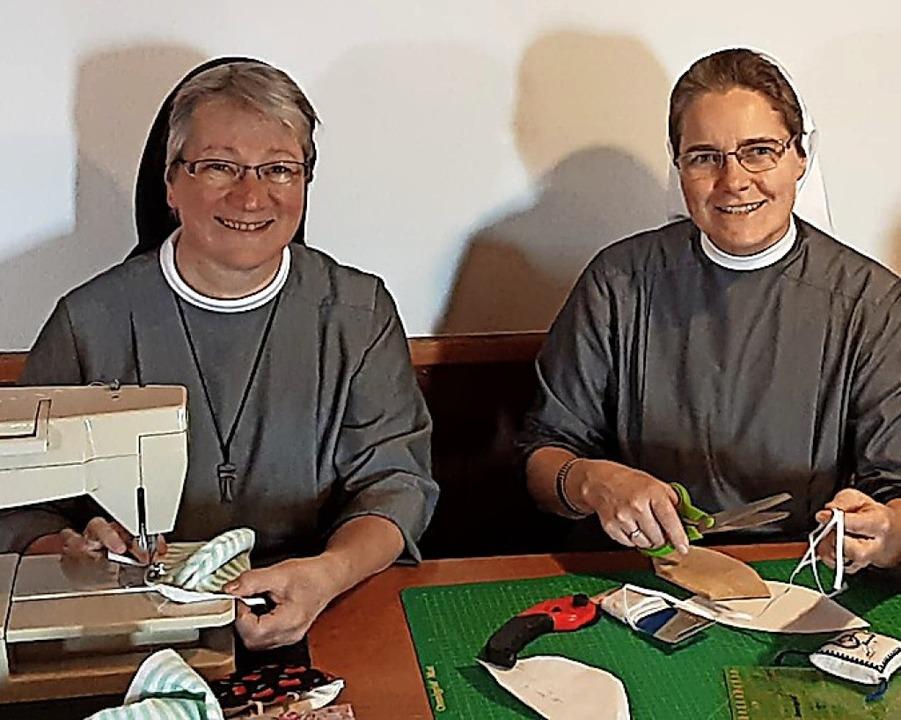 Auch die Schwestern Hedwig Ballreich (...lingen beteiligen sich an der Aktion.   | Foto: