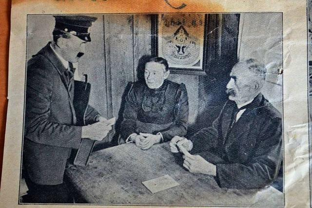 Robert Föhrenbach aus Rötenbach war 1934 Deutschlands kinderreichster Vater