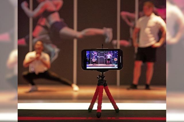 Live-Training via Skype