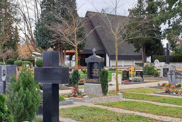 Wie Trauerfeiern in Bad Krozingen in Zeiten von Corona organisiert werden