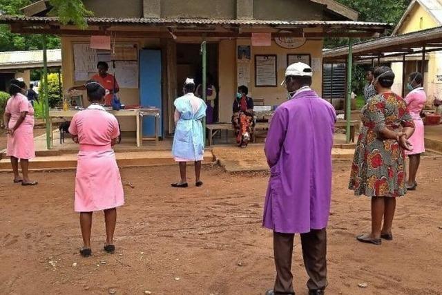 Heitersheimer Verein will Hygiene in Afrika unterstützen