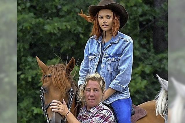 Manchmal ist das Leben doch ein Ponyhof