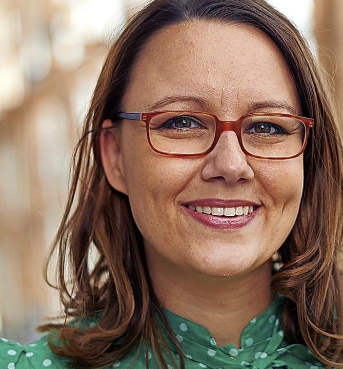 Kulturstaatsministerin Michelle Müntef... EU-Kollegen die Bedeutung der Kultur.  | Foto: Bernd Thissen