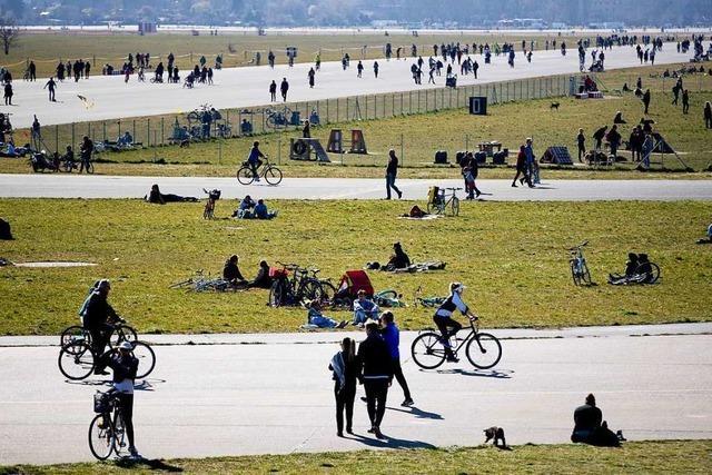 Regierung ruft zu Einhaltung der Kontaktverbote auf – auch an Ostern