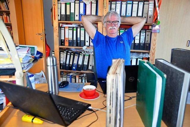 Wie BZ-Redakteur Hubert Röderer drei Wochen selbst auferlegte Quarantäne erlebt hat