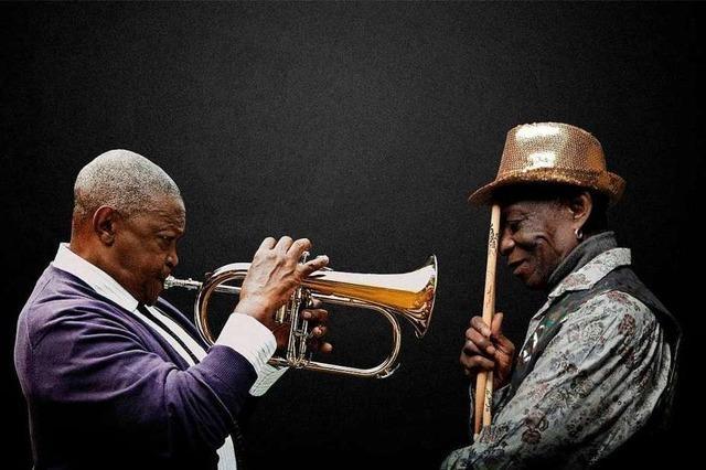 Südafrikas Jazz-Gigant trifft Afrobeat