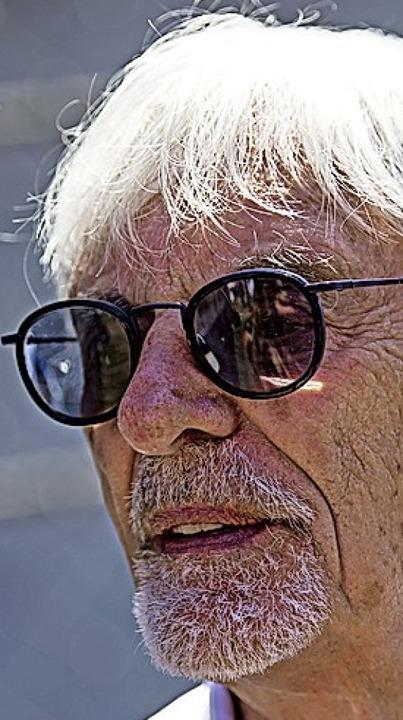 Ecclestone  | Foto: ANDREJ ISAKOVIC (AFP)