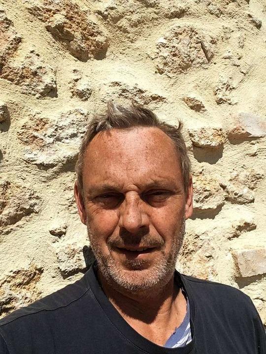 Christoph Slangen (56)  war bundespoli...nd mit Kunst und Antiquitäten handelt.  | Foto: Privat