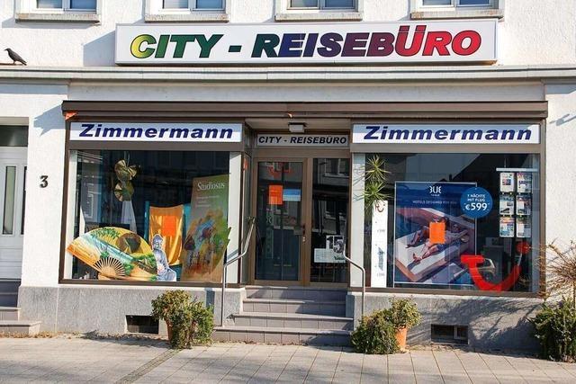 Schwierige Zeiten für die Reisebüros in Rheinfelden