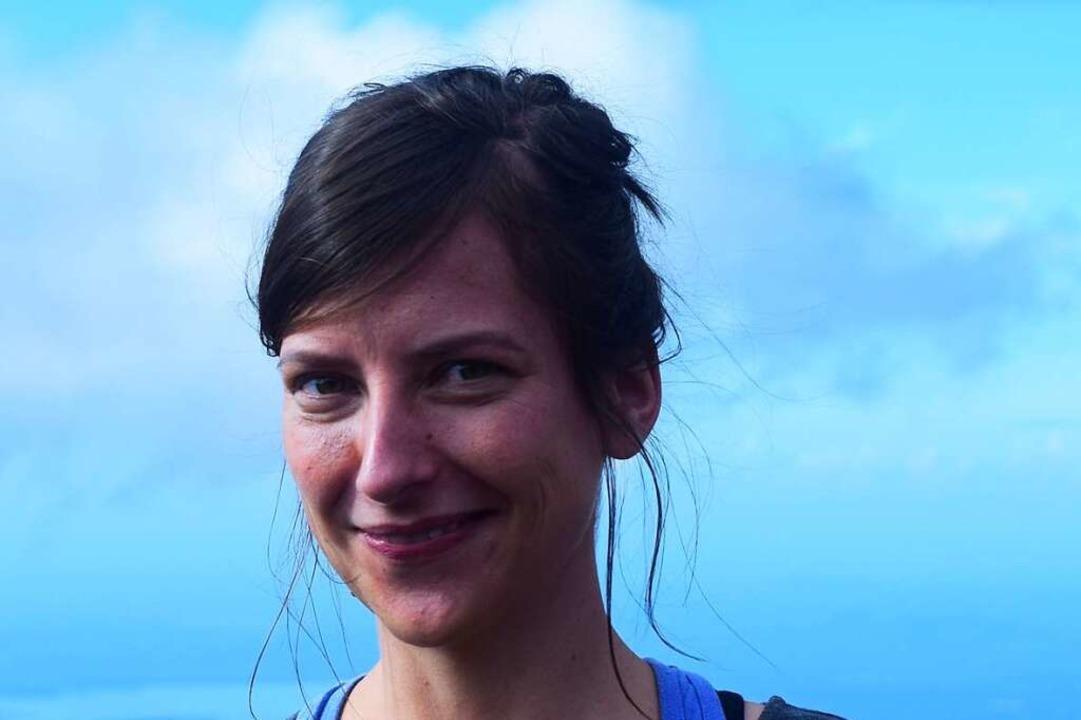Katharina Rühlmann  | Foto: privat