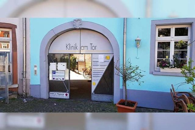 Emmendinger Klinik am Tor bietet Hilfe an