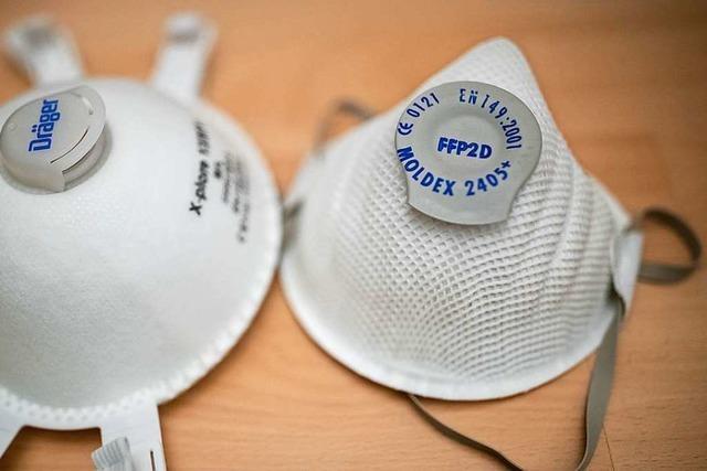 Maryan Beachwear stellt FFP2-Masken her