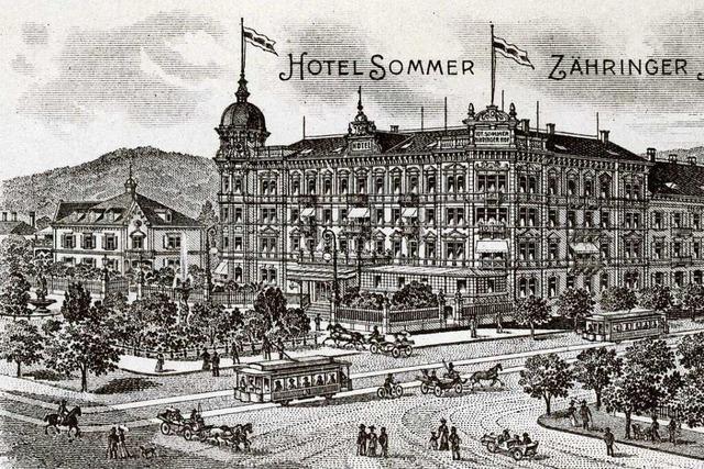 Die Erfolgsgeschichte der Freiburger Hotelier-Familie Sommer