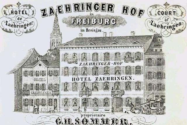 Das ist die Erfolgsgeschichte der Freiburger Hotel-Familie Sommer