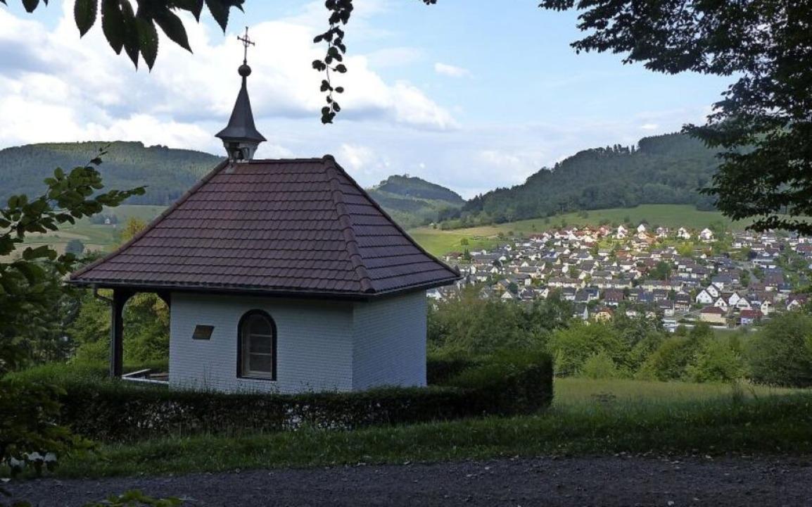 Die Konradskapelle bei Seelbach   | Foto: Hansjörg Vögele