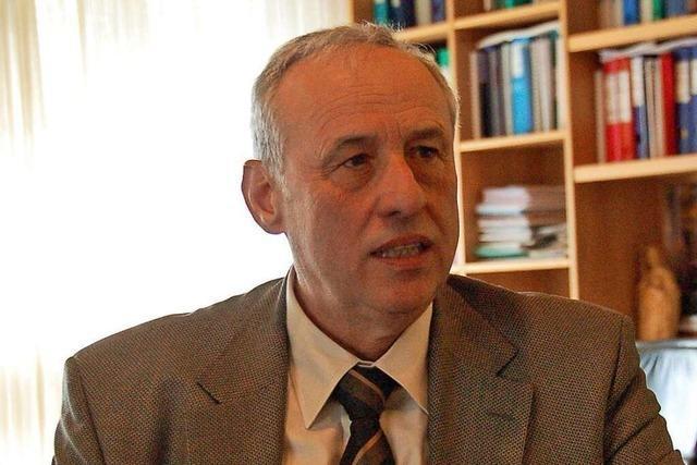 Bürgermeister von Saint-Louis im Elsass an Covid-19 gestorben