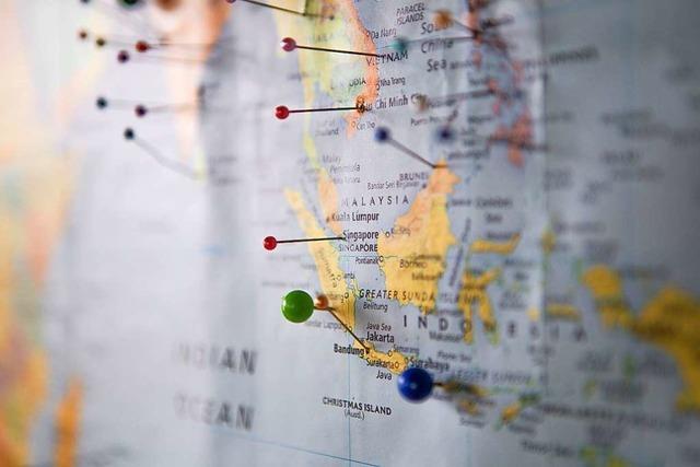 In zehn Klicks mit Google Street View um die Welt