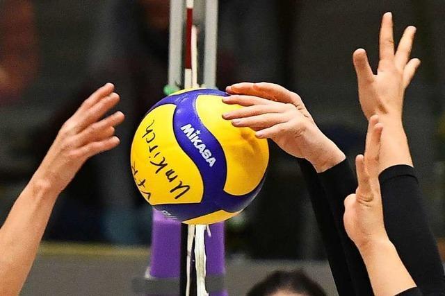 Die Volleyballer bringen ihre Saison zu Ende – mit Mathematik