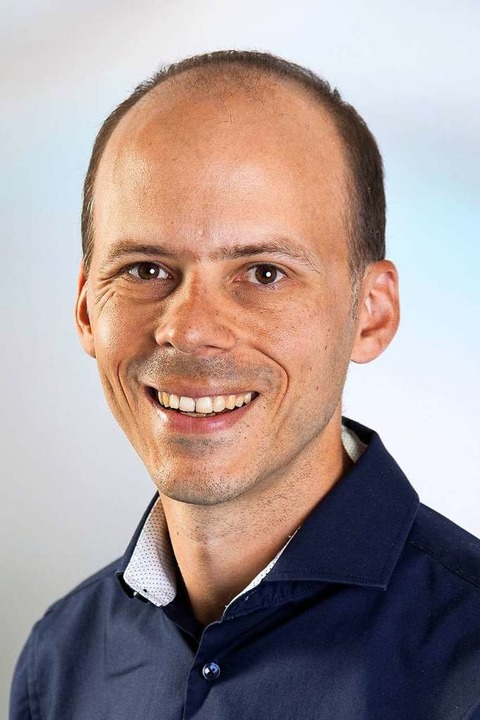 Clemens Rohde ist Leiter des Geschäfts...ienz am Fraunhofer Institut Karlsruhe.  | Foto: privat