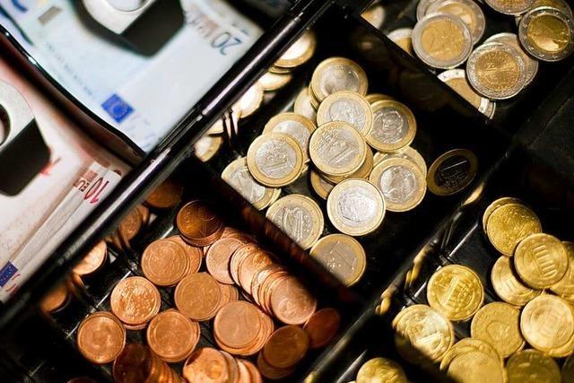 Geschäftsleute aus dem Kandertal und dem Rebland müssen für Wechselgeld weit fahren