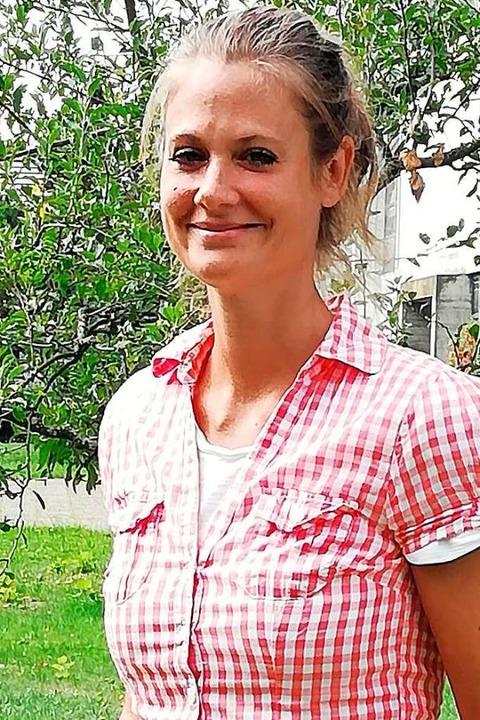 Pfarrerin Schimmel    Foto: Ulrike Derndinger