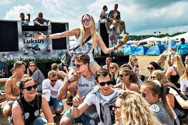 Größtes Musikfestival Nordeuropas wegen Coronavirus abgesagt