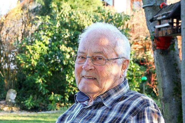 Ex-Baubürgermeister Erhard Borgards mit 88 Jahren gestorben