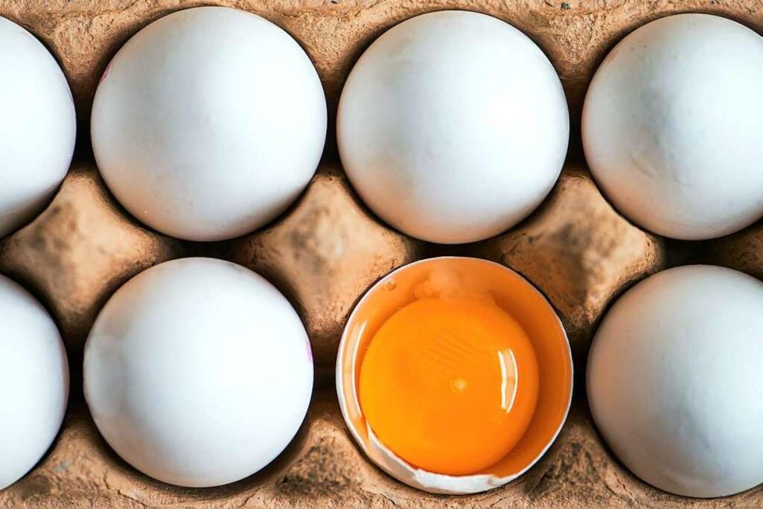 Eier sind an Ostern so beliebt wie sonst nie  | Foto: Armin Weigel (dpa)
