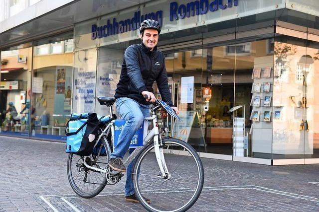 Freiburger Buchhandlungen setzen jetzt auf Onlinebestellungen und Lieferservice