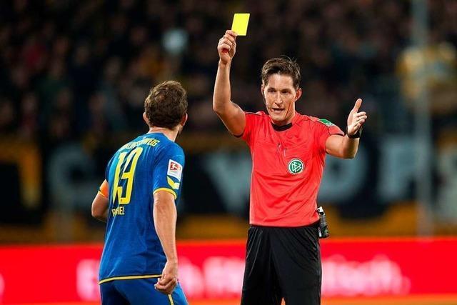 Matthias Jöllenbeck: Ein Schiedsrichter im Standby-Modus