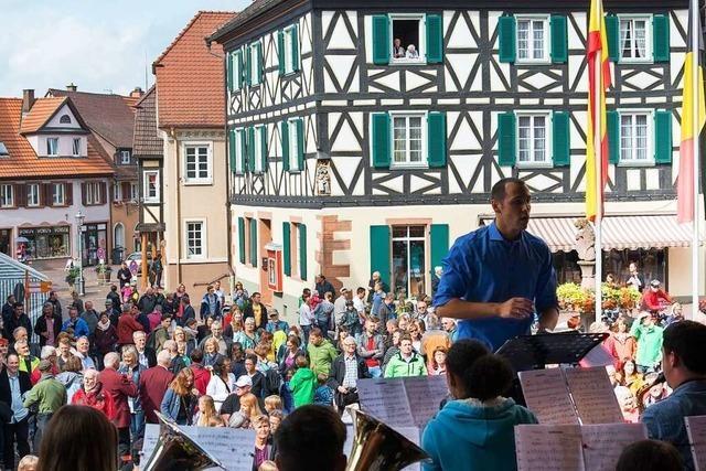 Das Stadtfest Ettenheim ist abgesagt