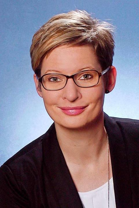 Hauswirtschaftsmeisterin Katharina Gern  | Foto: Privat