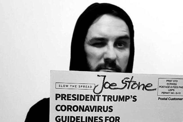 Wie der Lahrer Musiker Joe Hertenstein die Corona-Krise in den USA erlebt