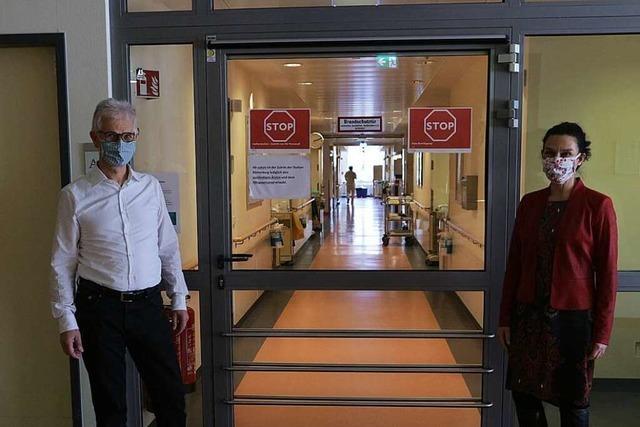 Corona hat den Alltag in den Helios-Kliniken im Kreis Breisgau-Hochschwarzwald umgekrempelt