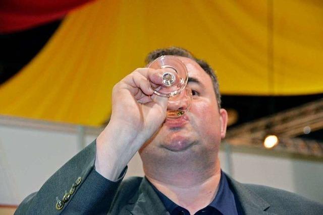 Wegen Corona: Badische Weinmesse erst wieder 2021