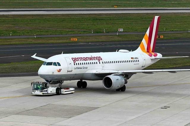 Germanwings verschwindet vom Markt